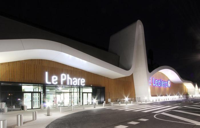 Groupe demonchy promoteur concepteur constructeur - Centre commercial la teste de buch ...